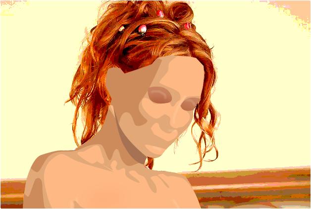 Преобразование фотки в векторный рисунок